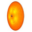 lampy sufitowe Caterpillar pomarańczowy