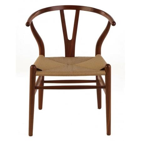 jadalnia krzesło Y-krzesło Orzech