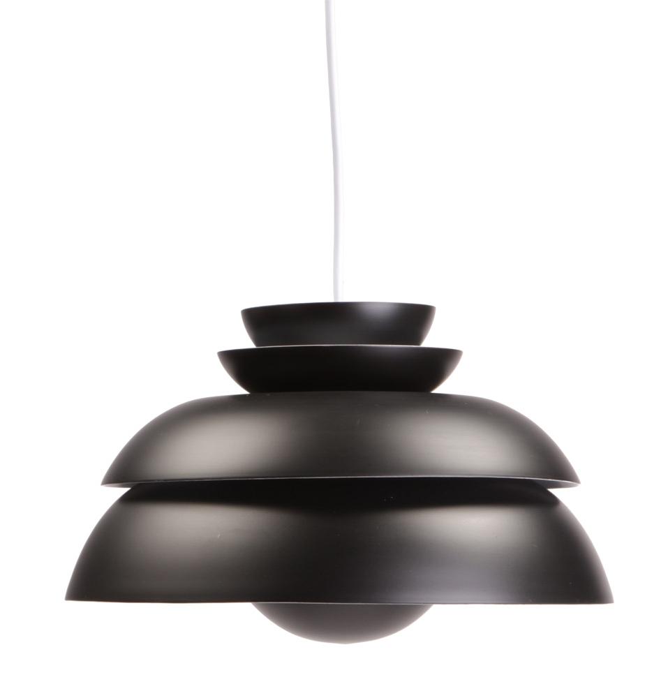 Verner Panton Hanglamp. Concert P1. Design Hanglamp
