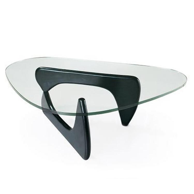 Mesa de centro mesa Noguchi Negro