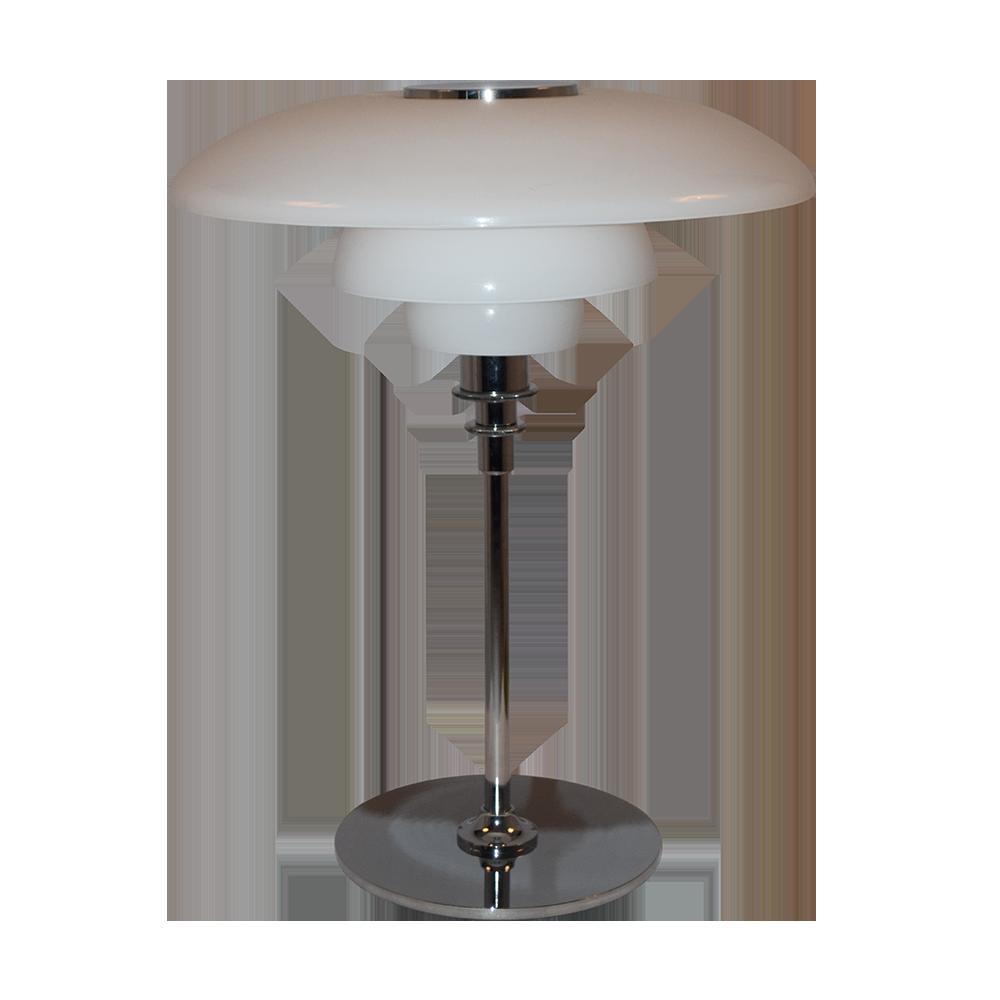 Poul Henningsen Table Light Ph 3 2 Large White Design Lamps