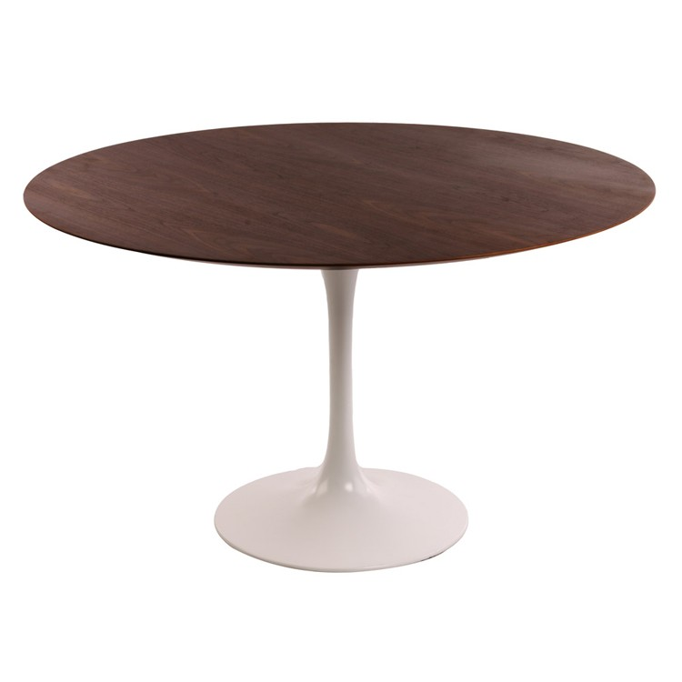 eero saarinen eetkamer tafel tulip table 120cm design. Black Bedroom Furniture Sets. Home Design Ideas