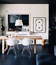Eames Dar Design Eetkamerstoel