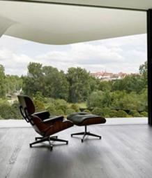 Eames Lounge Design Fauteuil